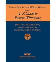 a-z guide to expert witness