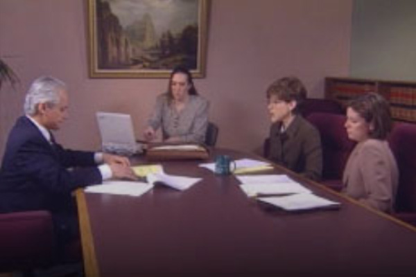 How to testify as an expert witness at deposition and trial