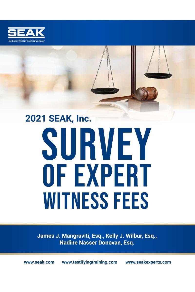 Expert Witness Fees